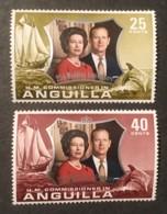 ANGUILLA - MNH** - 1972 - # 134/135 - Anguilla (1968-...)