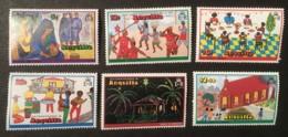 ANGUILLA - MNH** - 1978 - # 325/330 - Anguilla (1968-...)