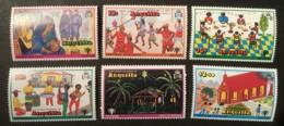 ANGUILLA - MNH** - 1979 - # 331/336 - Anguilla (1968-...)