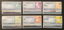 ANGUILLA - MNH** - 1979 - # 361/366 - Anguilla (1968-...)