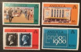 ANGUILLA - MNH** - 1980 - # 371/374 - Anguilla (1968-...)