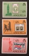 ANGUILLA - MNH** - 1980 - # 391/393 - Anguilla (1968-...)