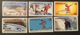 ANGUILLA - MNH** - 1980 - # 375/380 - Anguilla (1968-...)