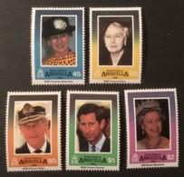ANGUILLA - MNH** - 1994 - # 904/908 - Anguilla (1968-...)