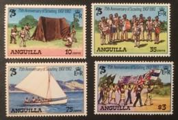 ANGUILLA - MNH** - 1982 - # 502/505 - Anguilla (1968-...)
