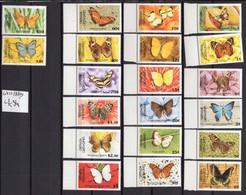 1985/1986 - GRENADA GRENADINES - Mi. Nr. 675/690+776 - NH - (UP.207.43) - Grenada (1974-...)