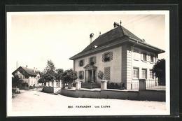 AK Farvagny, Les Ecoles, Schule - FR Fribourg