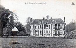St PAËR  Château De Launay - France