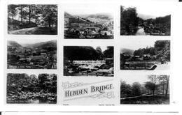 HEBDEN BRIDGE - Angleterre