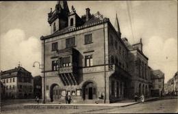 Cp Obernai Oberehnheim Elsass Bas Rhin, Hôtel De Ville, Levy & Fils 7 - Frankrijk