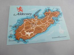 BELLE CARTE ...ALDERNEY - Alderney