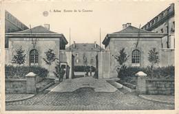 CPA - Belgique - Arlon - Entrée De La Caserne - Arlon