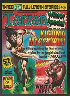 Tarzan Winter Special 1980 - Published Byblos Productions Ltd. - In English - Very Good. - Livres, BD, Revues