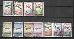 Réunion 1938 -1942  Cat Yt N° LOT   N** MNH,     N*  MLH - Marcophilie (Lettres)