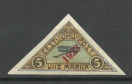 Estland Estonia 1923 Michel 41 * - Estonia