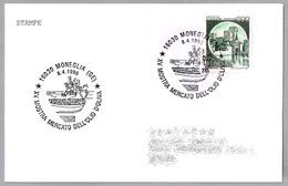 MERCADO DEL ACEITE DE OLIVA - OLIVE OIL MARKET. Moneglia, Genova, 1996 - Alimentación