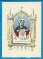 Holycard    St. Veronique  Handcolored - Images Religieuses