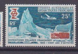 TAAF-1957.N°31** EXPEDITIONS POLAIRES - Terres Australes Et Antarctiques Françaises (TAAF)