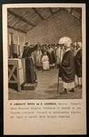 FRANCESCANI IN ABISSINIA P. LIBERATO WEISS - Missioni
