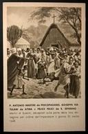 FRANCESCANI IN ABISSINIA MARTIRI DI SUAKIM - Missioni