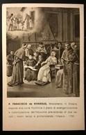 FRANCESCANI IN ABISSINIA P. FRANCESCO DA RIVAROLO - Missioni