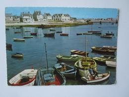 Le Guilvinec. Le Port. CIM CI.10 Postmarked 1968 - Guilvinec