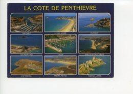 Piece D Antan - Multivues - La Cote De Penthievre - Les Sites Touistiques - France