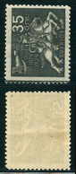 SUEDE 1924 N° 184 * Cinquantenaire De L'U.P.U. Papier Teinté Dentelé 9 1/2 X 10 Voir Photo - Schweden