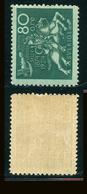 SUEDE 1924 N° 189 * Cinquantenaire De L'U.P.U. Papier Teinté Dentelé 9 1/2 X 10 Voir Photo - Schweden