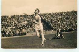 Carte-Photo - Athlétisme - Championnat De France 1928 Ou JO De 1924 à Colombes - Lancé - Athlétisme