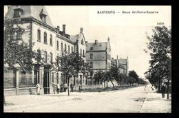 57 - SARREBOURG - SAARBURG - Neue Artillerie Kaserne - Sarrebourg