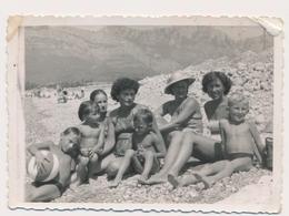 REAL PHOTO, Group Swimsuit  Women And Kids Boys Girls Beach Hommes Femmes Et Enfants Garcons Fillettes Plage ORIG - Ohne Zuordnung
