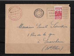 "1931 Frankreich →  ""Timbres-Poste Pour Collections""  Michel 248 - France"