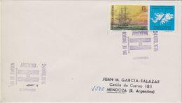 Argentina 1976 Malvinas / Falkland Islands 1v  FDC (41913) - FDC