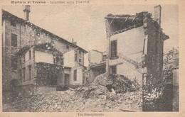 MARTIRIO DI TREVISO - INCURSIONE AEREI 1914 - 1918 - Treviso