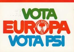 PARTITO SOCIALISTA (PSI)  /  FINALE A COPPIE CAMPIONATO DEL MONDO SPEEDWAY _ Viaggiata - Partiti Politici & Elezioni