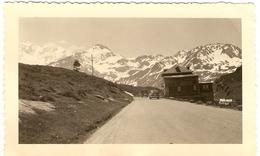 SUISSE -  ( Valais ) Au Col Du Simplon ( Photo: Format 12 X 7.5 ) - Luoghi