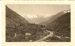 SUISSE -  ( Valais ) Route  Du Simplon ( Photo: Format 12 X 7.5 ) - Luoghi