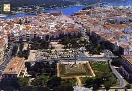 Menorca - Mahon - Vista General - Formato Grande Viaggiata – E 10 - Cartoline