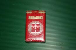 SIGARETTE DA COLLEZIONE - SIGARETTE CINESI   - ANNI 70/80 - Around Cigarettes