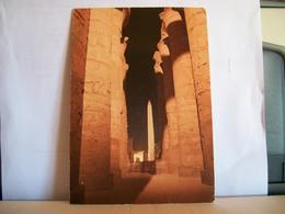Viaggiata - Luxor - Il Grande Tempio Di Karnak - Luxor
