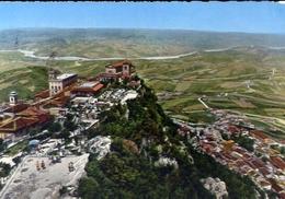 Repubblica San Marino - La Pieve  - Il Palazzo Del Governo Con Vista Del Borgo Maggiore - Formato Grande Viaggiata Manca - Cartoline