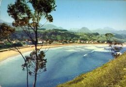 Riba Desella - La Playa - Formato Grande Viaggiata – E 10 - Cartoline