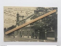 GENAPPE»VILLA De Mr .le Sénateur BERGER,Notaire Et Bourgmestre «Panorama,animée (1919)Édit Belge( Envoyé à Un Militaire - Genappe