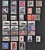 MONACO 1968 / ANNEE COMPLETE / 36 TP / DU  N° 736 A N° 771 - NEUFS** - Monaco