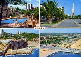 Salou - Costa Dorada - Tarragona - Formato Grande Viaggiata Mancante Di Affrancatura – E 10 - Cartoline