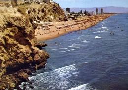 Torremolinos - Playa - Formato Grande Non Viaggiata – E 10 - Cartoline