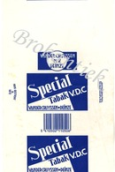 VAN DER CRUYSSEN  Tabak  DEINZE  Verpakking  Ongebruikt  50 Gr  15 X 24 Cm - Plaques Publicitaires