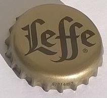 Belgique Capsule Bière Beer Crown Cap Leffe Blonde - Bière