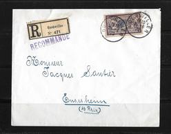 1920 Frankreich → Domaines Vitivoles Schlumberger, Recommande Guebwiller à Ensisheim ►RAR◄ - France